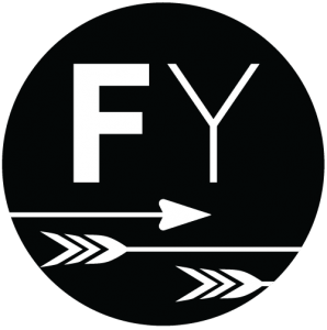 Frontline Yoga icon logo