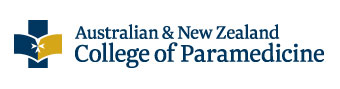 Australian & New Zealand college of paramedicine logo